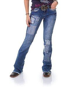Calça Jeans Zenz Western Blend Zw0220013