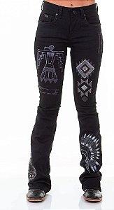 Calça Jeans Zenz Western Cherokee Zw0220016
