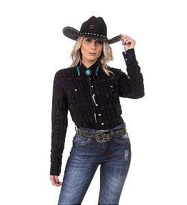 Camisa Zenz Western RockAbilly ZW0220024