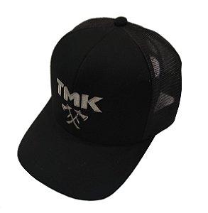 Boné Tomahawk Preto TMK0018