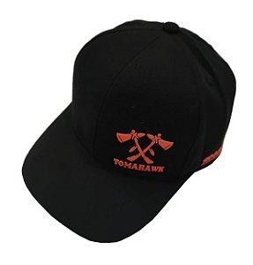 Boné Tomahawk Preto TMK0015
