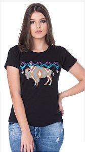 Camiseta Tatanka Baby Look Feminina ttks112125