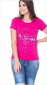 Camiseta Tatanka Baby Look Feminina ttks112129