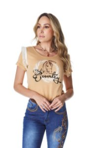 Camiseta Minuty Rodeio God Country 693