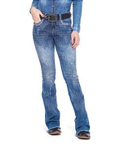 Calça Jeans Zenz Western MidNight Zw0320001