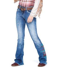 Calça Jeans Zenz Western Denim Zw0320009