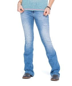 Calça Jeans Zenz Western Saphira Zw0320012