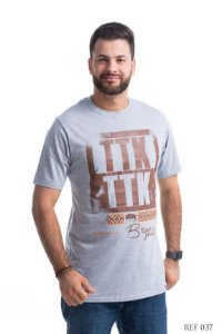 Camiseta Tatanka Masculina TTK111037