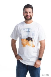 Camiseta Tatanka Masculina TTK111036