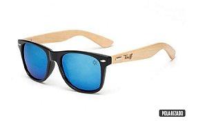 Óculos Tuff Lente Polarizado Azul SUN3349