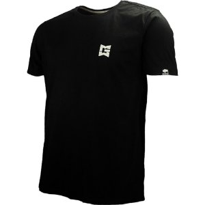 Camiseta Gringas Masculina Twill Black Preta