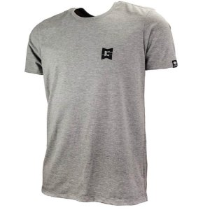 Camiseta Gringas Masculina Twill Gray Cinza