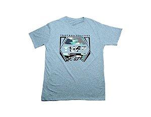 Camiseta Tuff Masculina Cinza Silk Tuff Camuflado
