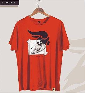 Camiseta Aurochs Masculina Vermelha 310063