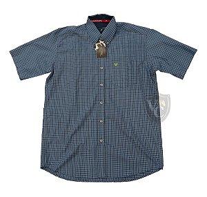 Camisa Tomahawk Masc. M/C Azul TMKMMC2103