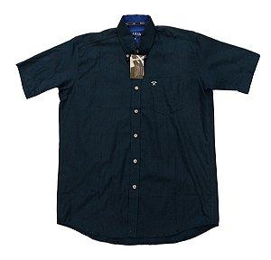Camisa Tomahawk Masc. M/C Azul Marinho TMKMMC2104