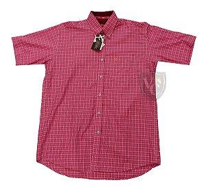 Camisa Tomahawk Masc. M/C Bright Coral TMKMMC2106