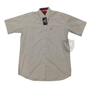 Camisa Tomahawk Masc. M/C Baby Gray TMKMMC2122