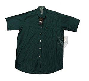 Camisa Tomahawk Masc. M/C Deep Green TMKMMC2124