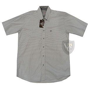 Camisa Tomahawk Masc. M/C Light Gray TMKMMC2125
