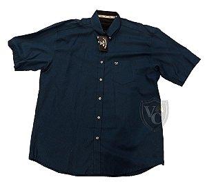 Camisa Tomahawk Masc. M/C Naval TMKMMC2142