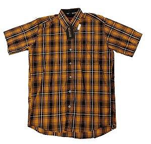 Camisa Bucks Masc. M/C Rust BWMMC2103