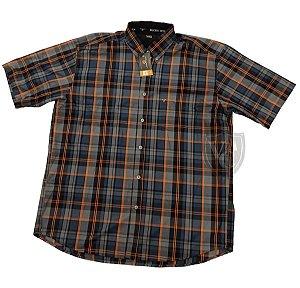 Camisa Bucks Masc. M/C Ash Gray BWMMC2108