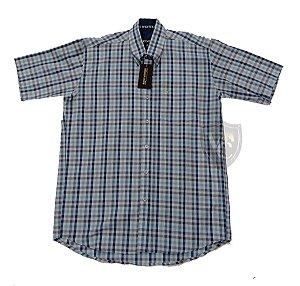 Camisa Bucks Masc. M/C Baby Blue BWMMC2110