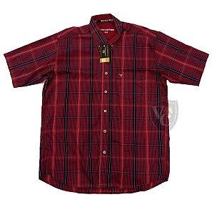 Camisa Bucks Masc. M/C Red BWMMC2115