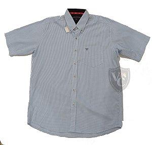 Camisa Tomahawk Masc. M/C Azul TMKMMC2126