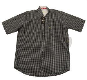 Camisa Tomahawk Masc. M/C Charcoal TMKMMC2140