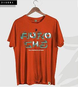 Camiseta Aurochs Masculina Vermelha 310081