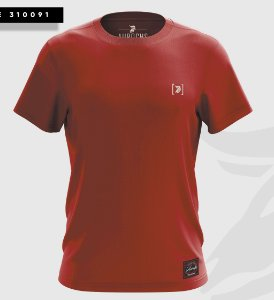Camiseta Aurochs Masculina Básica Vermelho 310091