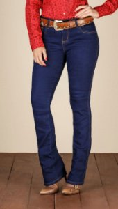 Calça Jeans Minuty Feminina Boot Cut 95035