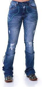 Calça Jeans Zenz Western Zimbabue Zw0319007