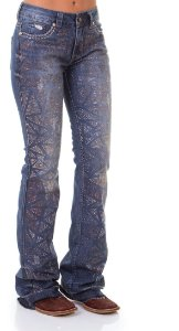 Calça Jeans Zenz Western Albuquerque Zw0220019