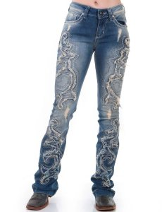 Calça Jeans Zenz Western Eastwood ZW0120049