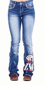 Calça Jeans Zenz Western Royale ZW0121017