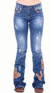 Calça Jeans Zenz Western Desert Hills ZW0121014