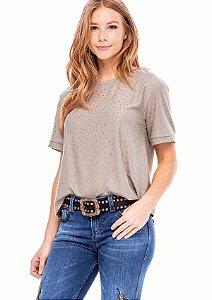 Camiseta Zenz Western Feminina Bellagio ZW0121045