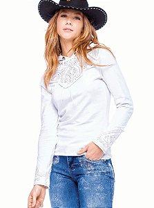 Moletom Zenz Western Feminino Aria ZW0121047