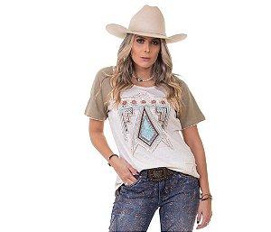 Camiseta Zenz Western Tribe ZW0220006