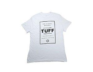 Camiseta Tuff Masculina Branca Silk Tuff TS3371