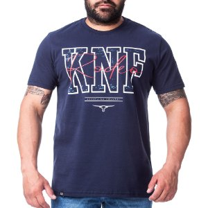 Camiseta King Farm Masculina Azul Marinho GCM189AE