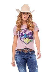 Camiseta Zenz Western Feminina The Mirage ZW0121037
