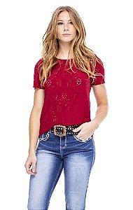 Camiseta Zenz Western Feminina Las Vegas ZW0121042