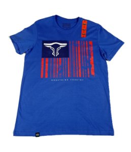 Camiseta King Farm Masculina Azul GCM191A