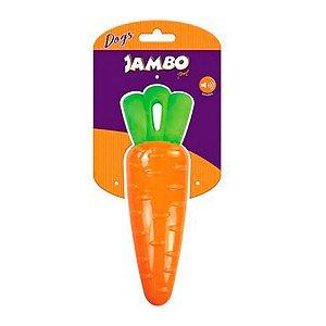 Brinquedo Mordedor Vegetal com Som