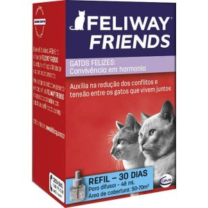 Feliway Friends Ceva Refil - 48ml