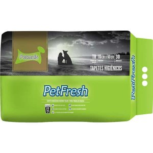 Tapete Higiênico Pet Fresh 30 uni